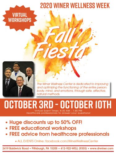 Fall Fiesta Flyer